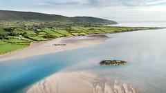 Birdseye view of Brandon Point. (Sean Hartwell Photography) Tags: dji phantom4 drone dingle peninsula countykerry kerry ireland mountains sea sand beach landscape