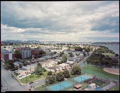Bayonne, NJ (devb.) Tags: 6x45 mediumformat fujiga645w portra160 bayonne nj