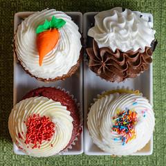 Cupcakes (PMillera4) Tags: square 4 four food cupcake cupcakes