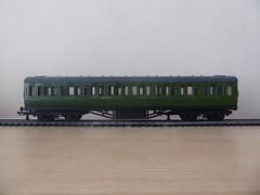 10 August 2019 OO Gauge (2) (togetherthroughlife) Tags: 2019 august oogauge modelrailway southern carriage