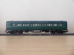 10 August 2019 OO Gauge (3) (togetherthroughlife) Tags: 2019 august oogauge modelrailway southern carriage