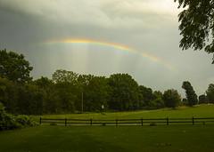 Storms End (Matt Champlin) Tags: rainbow rainbows summer storm stormy beautiful country rural farm canon 2019
