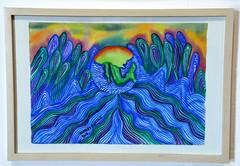 Painting Mexico Oaxaca Navarro Jalieza (Teyacapan) Tags: gerardonavarrogomez santotomasjalieza oaxaca mexico art paintings museo