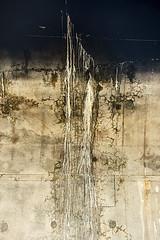 Unsolicited Art I (JorgeSchramm) Tags: abstract abstrakt sendlingertor ubahn wasserfall wasserschaden