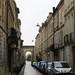 Une journée d'automne en ville, rue porte de la Monnaie, quartier Ste Croix, Bordeaux, Gironde, Nouvelle-Aquitaine, France.