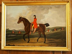 P7040594 (simonrwilkinson) Tags: antonyhouse nationaltrust antony cornwall painting sartorius horse