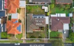 7 Hillview Avenue, Mount Waverley VIC