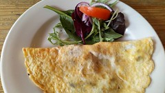 Omelette (Wordshore) Tags: westcountry food nom