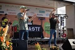 Iisalmi (Tuomo Lindfors) Tags: iisalmi suomi finland louhenkatupäivä 2019 aste lava esiintymislava stage muusikko musician musiikki music hiphop rap alienskin exposure myiisalmi live