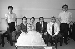 scan_009 (蕭告 Cane pazzo) Tags: kodak tmax400 tmy bw negative film tmaxdev19 28°c8mins 黑白底片 自沖自掃 noritsuls600 taiwan wedding
