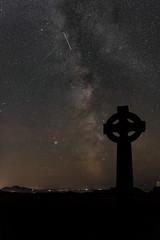 Llanddwyn Celtic Cross (g3az66) Tags: llanddwyncelticcross fgwynn llanddwynisland milkyway anglesey northwales