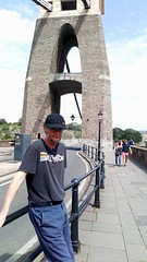Bridge walker (Wordshore) Tags: bristol westcountry