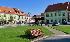 Valtice, Moravia, Czechia (Restless Journeyman) Tags: valtice moravia czechia czechrepublic europe czech european oldtown travel journey trip city town square publicsquare