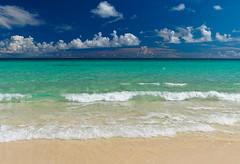 Beach on Irabu Island (Nana* <salala817>) Tags: irabuisland toguchinohama okinawa japan beach sea ocean blue 渡口の浜 伊良部島 沖縄 海 青 ビーチ 海岸