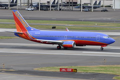 Southwest Airlines (SWA) - Boeing 737-300 - N380SW - Portland International Airport (PDX) - June 3, 2015 5 316 RT CRP (TVL1970) Tags: nikon nikond90 d90 nikongp1 gp1 geotagged nikkor70300mmvr 70300mmvr aviation airplane aircraft airlines airliners portlandinternationalairport portlandinternational portlandairport portland pdx kpdx n380sw southwestairlines southwest swa boeing boeing737 boeing737300 b737 b733 737 737300 737300wl boeing7373h4 7373h4 7373h4wl aviationpartners winglets cfminternational cfmi cfm56 cfm563b1