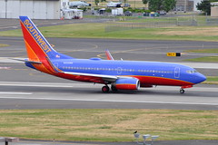 Southwest Airlines (SWA) - Boeing 737-700 - N225WN - Portland International Airport (PDX) - June 3, 2015 5 259 RT CRP (TVL1970) Tags: nikon nikond90 d90 nikongp1 gp1 geotagged nikkor70300mmvr 70300mmvr aviation airplane aircraft airlines airliners portlandinternationalairport portlandinternational portlandairport portland pdx kpdx n225wn southwestairlines southwest swa boeing boeing737 boeing737700 b737 b737ng 737ng 737 737700 737700wl boeing7377h4 7377h4 7377h4wl aviationpartners winglets cfminternational cfmi cfm56 cfm567b24