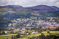 Conwy Town (Gill Stafford) Tags: gillstafford gillys image photograph wales northwales conwy town unesco worldheritagesite castle tourism
