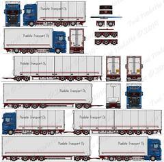 Scania S650 (puolatie95) Tags: scania volvo mercedesbenz kaupe ekeri ntm puolatie trucking transport vak närko oldschool truck drawing 2d freestyle drawings lastbil tekeningen actrans oy