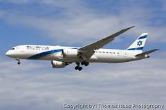 El Al Israel Airlines, 4X-EDA (Thomas Naas Photography) Tags: england grossbritannien great britain london lhr egll flughafen airport flugzeug aircraft airplane aviatik aviation boeing b787 b789 b787900 dreamliner elal israel airlines