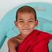 Young Monk Portrait, Mindat Myanmar
