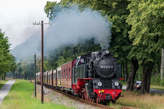 Dampfeisenbahn Molli - Steam Railway Molli  4409 (Peter Goll thx for +12.000.000 views) Tags: baddoberan mecklenburgvorpommern deutschland molli dampfeisenbahn steamrailway steam bäderbahn railway train zug dampf rauch