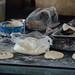 Myanmar Coconout Doughnut Ingredients