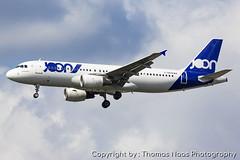 JOON (Air France), F-GKXN (Thomas Naas Photography) Tags: england grossbritannien great britain london lhr egll flughafen airport flugzeug aircraft airplane aviatik aviation airbus a320 a320200 joon air france