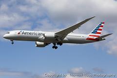 American Airlines, N830AN (Thomas Naas Photography) Tags: england grossbritannien great britain london lhr egll flughafen airport flugzeug aircraft airplane aviatik aviation boeing b787 b789 b787900 dreamliner american airlines