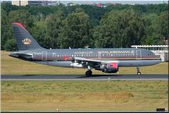 Airbus A319-112, Royal Jordanian,JY-AYY (OlivierBo35) Tags: berlin tegel txl spotter spotting airbus a319 jordanian royaljordanian