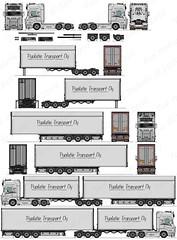 Scania R730 Route66 (puolatie95) Tags: scania volvo mercedesbenz kaupe ekeri ntm puolatie trucking transport vak närko oldschool truck drawing 2d freestyle drawings lastbil tekeningen actrans oy
