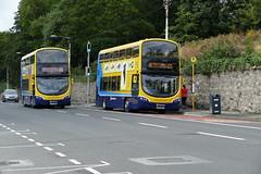 SG 305 & SG 469 Conyngham Road 10/09/19 (Csalem's Lot) Tags: wrightsgemini3 sg b5tl 26 66 sg305 sg469 dublin bus volvo dublinbus conynghamroad