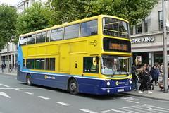 AV 423 O'Connell Street 09/08/19 (Csalem's Lot) Tags: dublin bus volvo 16 av oconnellstreet dublinbus alx400 av423
