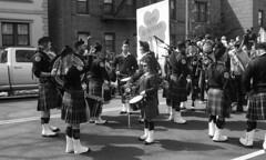 Bay Ridge St. Patrick's Day Parade (neilsonabeel) Tags: nikonn90s nikon nikkor blackandwhite parade bayridge newyorkcity film analogue
