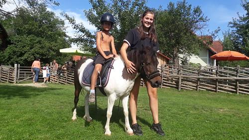 Lilly und Nadine