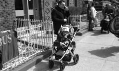 Bay Ridge St. Patrick's Day Parade (neilsonabeel) Tags: nikonn90s nikon nikkor brooklyn bayridge blackandwhite parade newyorkcity