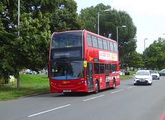 GAL E240 - YX61DPN - YORKSHIRE GREY ELTHAM - SAT 10TH AUG 2019 (Bexleybus) Tags: goahead go ahead london adl dennis enviro 400 e240 yx61dpn rail replacement bus route eltham green yorkshire grey roundabout