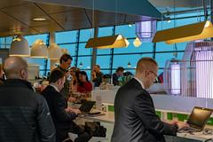 2019-02-19,フィンエアーラウンジ,ヘルシンキ・ヴァンター空港 (rapidliner) Tags: ヘルシンキ フィンエアー 空港 フィンランド 国際線 国際空港 ヘルシンキ・ヴァンター空港 空港ラウンジ