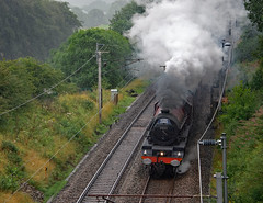 Lune-acy (ARG_Flickr) Tags: 6201 princesselizabeth cumbrianmountainexpress