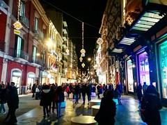 AFE382A6-A80F-49BB-9BCB-5B246B67E517 (giorgio.gissi) Tags: puglia bari lights people shops shopping night winter christmas picoftheday photooftheday instagood beautiful amazing