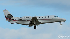NetJets Europe, Cessna 560XL Citation Excel, CS-DQA, 560-5798, August 10, 2019 (mhoejte) Tags: copenhagenairport ekch cph