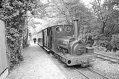 Irish Mail (Mike 1501) Tags: ex dinorwic quarry hunslet works no 823 irish mail west lancashire light railway