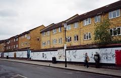 n09720526a (leevil2010) Tags: england london unitedkingdom nikon35ti kodakcolorplus pacificimageprimefilmxa streetart mural