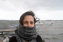 #100strangers/ 41 Cynthia (Martijn van Veelen) Tags: scarface scarf 100strangers 100strangersproject stranger streetlife streetportrait streetwear surf surfing