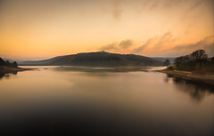 calm waters (Phil-Gregory) Tags: nikon national naturalworld d7200 tokina tokina1120mmatx wideangle water ladybowerreservoir landscapes light landscapephotography lightroom lake ladybower winnhill clouds countryside cloudscape colour sunrise scenicsnotjustlandscapes orange
