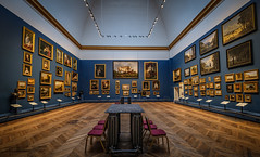 Picture Gallery (MMiPhoto) Tags: bowes museum gallery picture art fuji xt3 1024