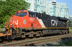 CN3839GB_102_MarkhamON_260719 (Catcliffe Demon) Tags: cn canadiannational canada railways railroading et44ac diesellocomotive gevo generalelectric noodle canadarailimages2019 rosters