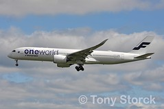 OH-LWB (bwi2muc) Tags: lhr airport airplane aircraft airline plane flying aviation spotting spotter airbus finnair oneworld a350 a350900 ohlwb specialscheme specialcolors speciallivery oneworldalliance oneworldcolors oneworldscheme oneworldlivery heathrowairport heathrow londonheathrow