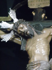 Cristo de la Veracruz (Cofradeus) Tags: veracruz sevilla turismo españa semanasanta cristo jesus