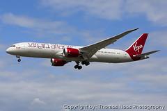 Virgin Atlantic Airways, G-VDIA (Thomas Naas Photography) Tags: england grossbritannien great britain london lhr egll flughafen airport flugzeug aircraft airplane aviatik aviation boeing b787 b789 b787900 dreamliner virgin atlantic airways