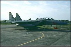 F15 D LN 86-0182 48TFW 493TFS Nancy juin 1998 (paulschaller67) Tags: f15 d ln 860182 48tfw 493tfs nancy juin 1998